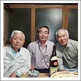 棚田米生産者(奈羅尾寿夫)